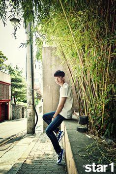 Nam Joo Hyuk - @ Star1 Magazine July Issue '14