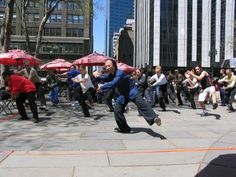World Tai Chi & Qigong Day Event in New York City, Manhattan