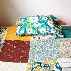 Nest Pretty Things quilt