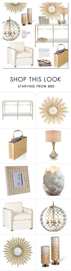 """Hollywood Regency"" by kathykuohome ❤ liked on Polyvore featuring interior, interiors, interior design, home, home decor, interior decorating, Home, homedecor, homedesign and homeset"