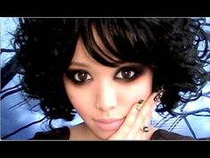 i have literally just spent the past few hours with my friend watching make-up videos by Michelle Phan... She's drop dead gorgeous and so clever with her make-up. We've decided that tomorrow we're going to look as cute as her with our make-up.