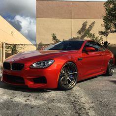 """""""BMW M6  Follow @M_Motorsports  Freshly Uploaded To www.MadWhips.com  Photo by @twchmsscr"""""""