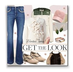 """""""Winter Time!"""" by sisilem ❤ liked on Polyvore featuring STELLA McCARTNEY, Miu Miu, The North Face, Comme des Garçons, Sanayi 313, Palm Beach Jewelry and GetTheLook"""