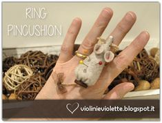 jacqueline vera's media content and analytics Pincushion Tutorial, Diy And Crafts, Arts And Crafts, Crochet Rings, Mickey Mouse, Needle Book, Sewing Dolls, Sewing Accessories, Sew On Patches