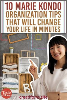 10 Marie Kondo Organization Tips That Will Change Your Life in Minutes . 10 Marie Kondo Organization Tips Organisation Hacks, Storage Organization, Organizing Tips, Organization Tips For Home, Organizing Wardrobe, Small Bedroom Organization, Organizing Solutions, Clutter Solutions, Household Organization