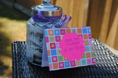 Indian bridal shower game idea - guess the number of orange pekoe tea bags.