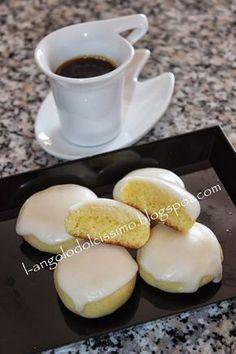 Biscotti glsssati al limone