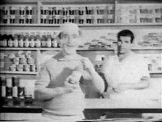 Comerciais Antigos dos anos 60 & 70. Seleção 01, via YouTube.