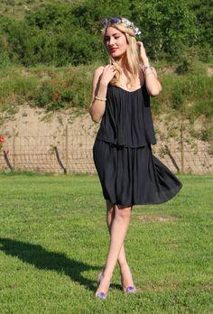 Hoy en el blog Corona de Flores para el pelo   http://www.blogpersonalstyle.com/