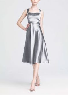Bridesmaid Dresses & Junior Bridesmaid Dresses at Davids Bridal - SILVER