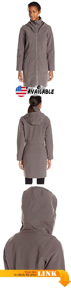 B00RPLDL0I : Merrell Women's Geraldine 2.0 Shell Jacket X-Small Shadow. Lined sleeves for easy on and off #Sports #OUTERWEAR