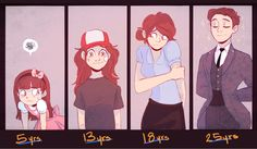 grows up and cries by PrinceCanary.deviantart.com on @deviantART