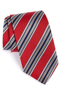 Men's J.Z. Richards 'Fancy Stripe' Silk Tie