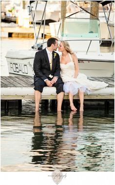 Possible photo idea to take engaged and then again with wedding clothes @Jenna DeWolf