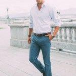 Stilet sommerlook til mænd 2015