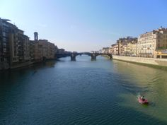 #View of #Firenze from #Pontevecchio