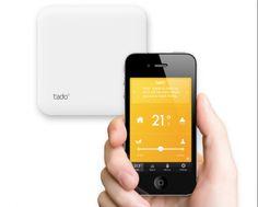 Tado, riscaldamento intelligente controllato con lo smartphone