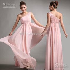 Cheap Prom Gown - Discount 2013 Bridesmaid Dresses Sweet Princess Greek Style Goddess Online with $110.23/Piece   DHgate