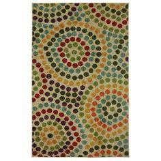 Mosaic Stone Multi Area Rug | Walmart.ca 8x10 $279
