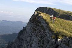 Le Mont-d'Or en Franche-Comté © CRT Franche-Comté #voyage #france #franchecomte