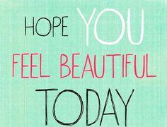 Good Morning! I hope you have a beautiful day!!:) #goodmorning #thepowerisyours #happymonday #haveabeautifulday