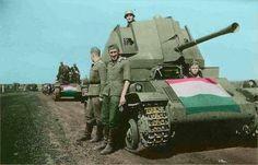 Hungarian tanks