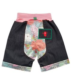 Lush Petal Short - Big, Oishi-m Clothing for kids, Spring 2015, www.oishi-m.com