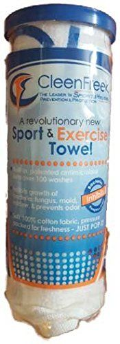 CleenFreek SportsHygiene Team Sport Towel *** Check this awesome product by going to the link at the image. (This is an affiliate link)