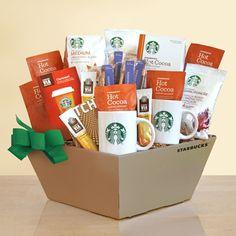 Starbucks Coffee, Cocoa & Chocolate to Share - Brown