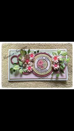 A wedding envelope