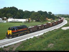 RailPictures.Net Photo: IAIS 601 Iowa Interstate Railroad EMD GP38-2 at Silvis, Illinois by Tom McNair