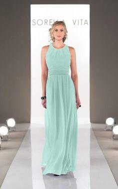 8459 Elegant Bridesmaid Dress by Sorella Vita