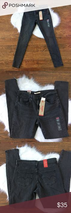 NWT Levi's Skinny Jeans Size 30 NWT Perfect staple piece! Easily can be dressed up or down! Feel free to ask questions or make an offer! Levi's Jeans Skinny
