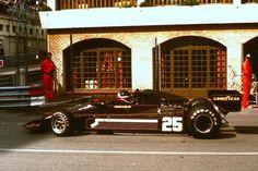 1978 GP Monaco (Hector Rebaque) Lotus 78 - Ford