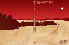 red dead redemption alternate 360 cover