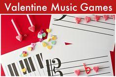 Valentine Music Games