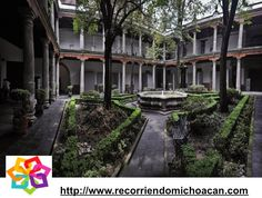 MICHOACÁN. ¿Sabes cuáles estilos arquitectónicos tiene el Antiguo Real Hospital de San Juan de Dios? En este edificio se conjugan los estilos barroco,  ecléctico y el neoclásico. Construido en 1685 por el obispo de Michoacán para utilizarse como Casa Episcopal y posteriormente lo cedió a los Monjes Juaninos para establecer el hospital. BEST WESTERN MORELIA http://www.bestwestern.com.mx/best-western-plus-gran-hotel-morelia/