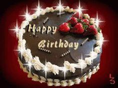 Happy Birthday GIF - Happy Birthday Cake - Discover & Share GIFs