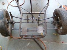 Steering chain