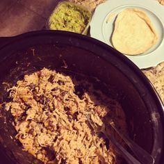 CHICKEN - Chicken Fiesta Crockpot (Add...1 Tbsp Cumin...1 tsp Chili Powder...1 tsp Onion Powder...this is from another viewer)