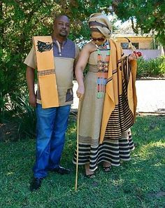 Xhosa Attire, African Attire, African Wear, African Women, African Dress, African Fashion Traditional, Traditional Outfits, African Print Fashion, African Fashion Dresses
