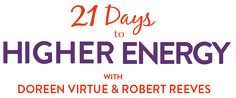 Free Video Series - With Doreen Virtue and Robert Reeves Robert Reeves, Landing Page Inspiration, Doreen Virtue, High Energy, Day, Free