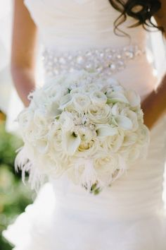 Glam Bouquet Style |