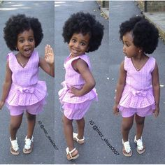 50 Top Hairstyles Ideas For Black Women On Sensod Ankara Styles For Kids, African Dresses For Kids, African Fashion Dresses, Cute Hairstyles For Kids, Baby Girl Hairstyles, Top Hairstyles, Popular Hairstyles, Cute Kids Fashion, Little Girl Fashion