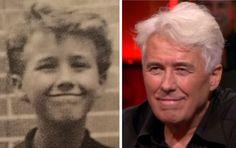 George Kooymans is niks veranderd na een kleine 60 jaar.....dezelfde grijns!