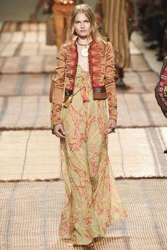 Etro Spring/Summer 2017 Ready-To-Wear Collection | British Vogue