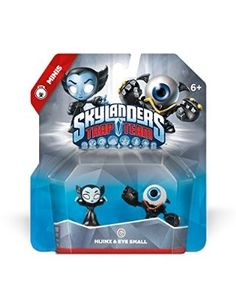 cool Skylanders Trap Team: Hijinx & Eye Small - Mini Character 2 Pack - For Sale