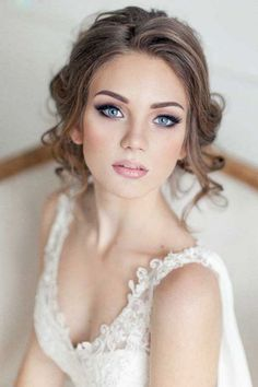 Stunning half up half down wedding hairstyles ideas no 48 – OOSILE