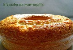 recipes my grandmother BUTTER CAKE