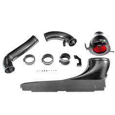 Sistemul de admisie aer sport Audi TT RS 8S Full Kevlar EVENTURI a fost dezolvat pentru a asigura performanta maxima. Compatibilitatea este extinsa pentru motorul 2.5 TFSI VAG. Aceasta asigura cea mai eficienta si directa cale a fluxului de aer direct catre turbo. Prin inlocuirea sistemului de admisie OEM cu sistemul de admisie sport EVENTURI, va asigurati o crestere importanta a puterii motorului. Bmw E46 Sedan, Bmw M3, Audi Rs3, Carbon Black, Sports, Hs Sports, Sport